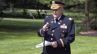 Memorial Day Speech Silenced Army Lt. Col. Barnard Kemter
