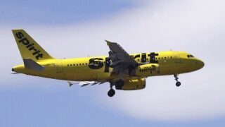 Woman died of COVID-19 on a Spirit Airlines flight while returning home from Las Vegas, reports say