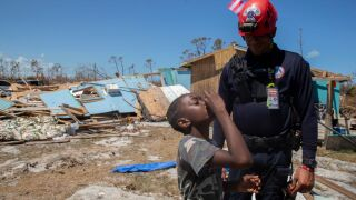 70,000 people left homeless in the Bahamas after Hurricane Dorian