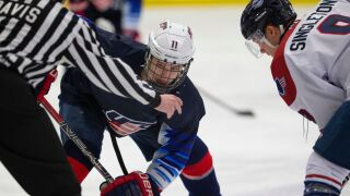 Prospect Watch -- USNTDP center Trevor Zegras