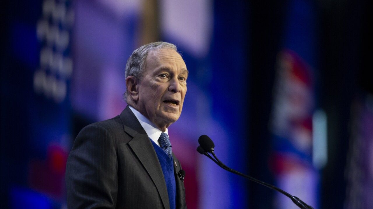 Mike Bloomberg ends presidential campaign, endorses Joe Biden