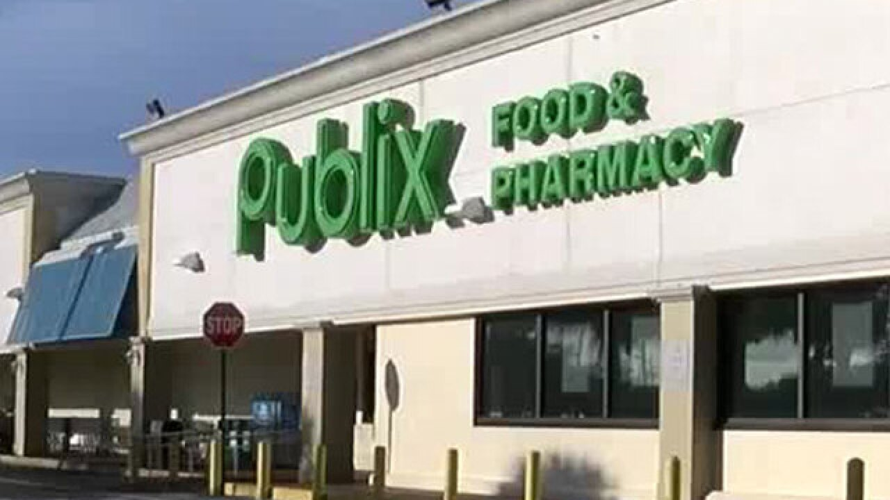 Publix: No dogs allowed in grocery carts, including service dogs