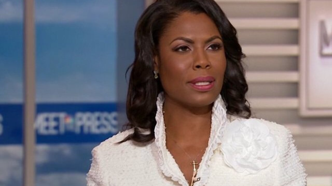 Omarosa releases recording of Lara Trump offering campaign gig