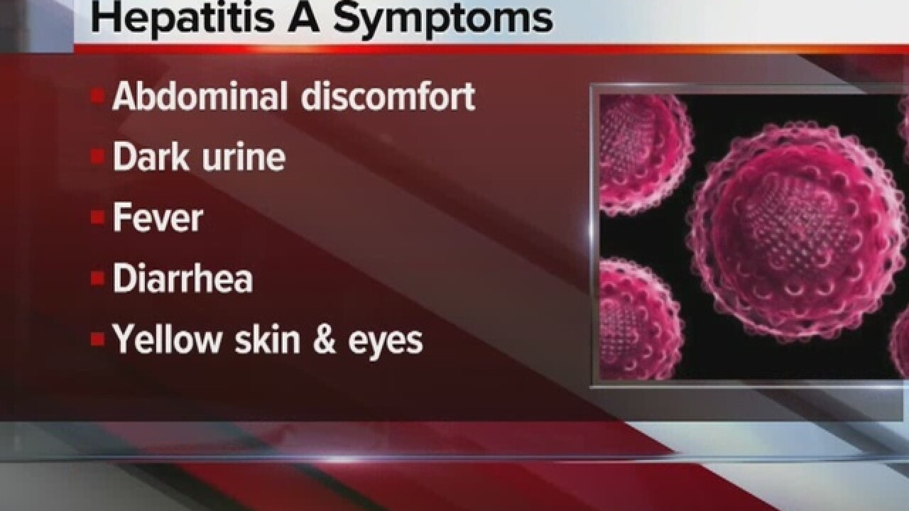 Case of Hepatitis A confirmed at Oakland County jail