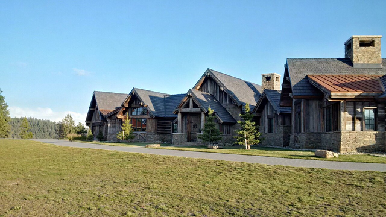 Colorado Dream Homes: 19-acre estate in Evergreen going up for auction in June
