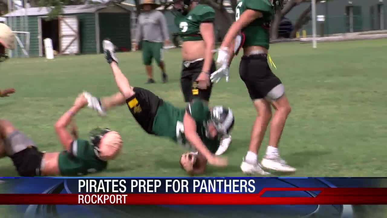 Rockport-Fulton prepares for season opener