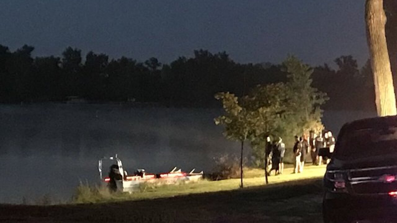 Possible water rescue on Carter Lake Tuesday