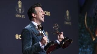 Jason Sudeikis 2021 Emmy Awards