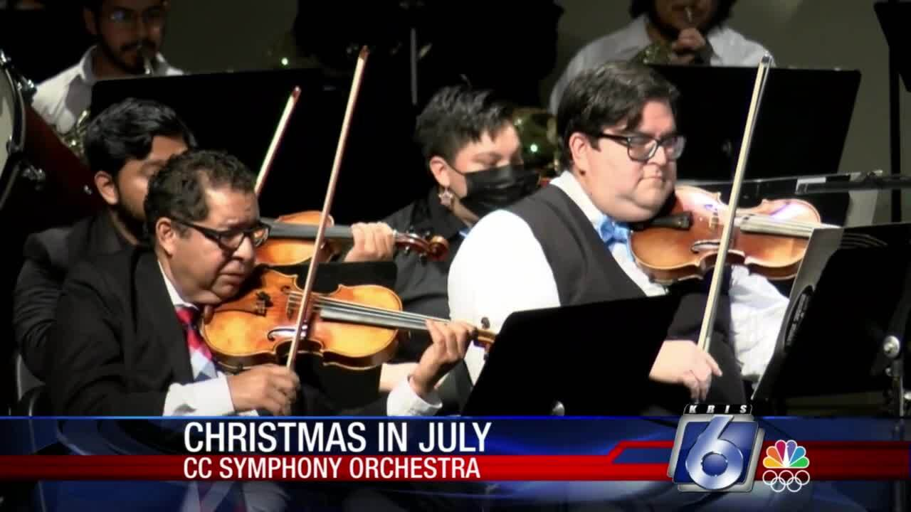 """""""Christmas in July"""" concert set for Saturday"""