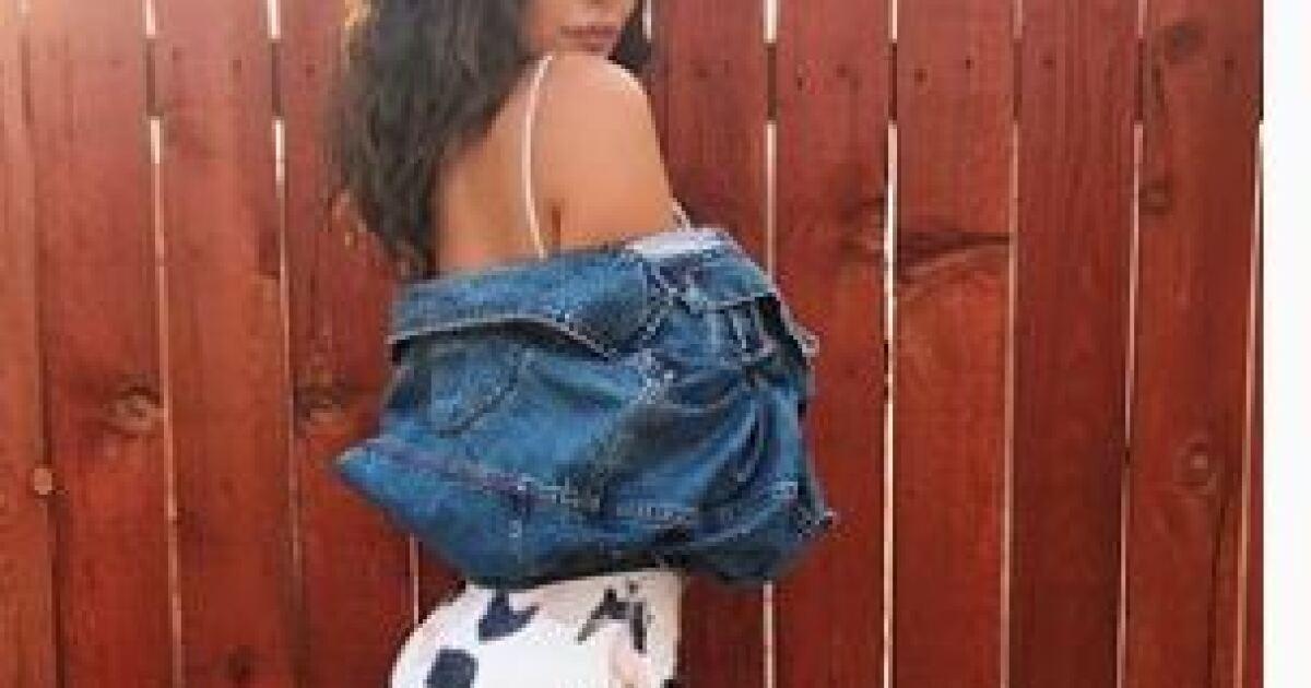 Meet Cowboys Qb Dak Prescott S New Girlfriend Ireland Borba