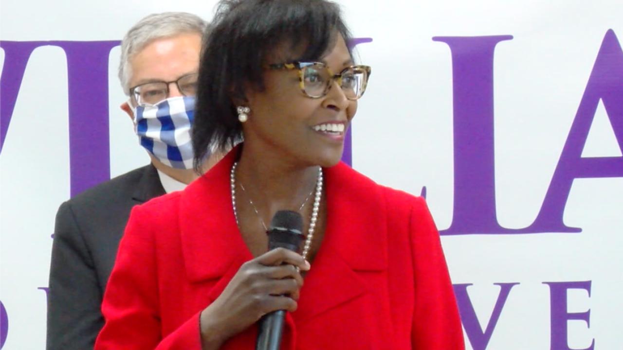 State Senator Sandra Williams