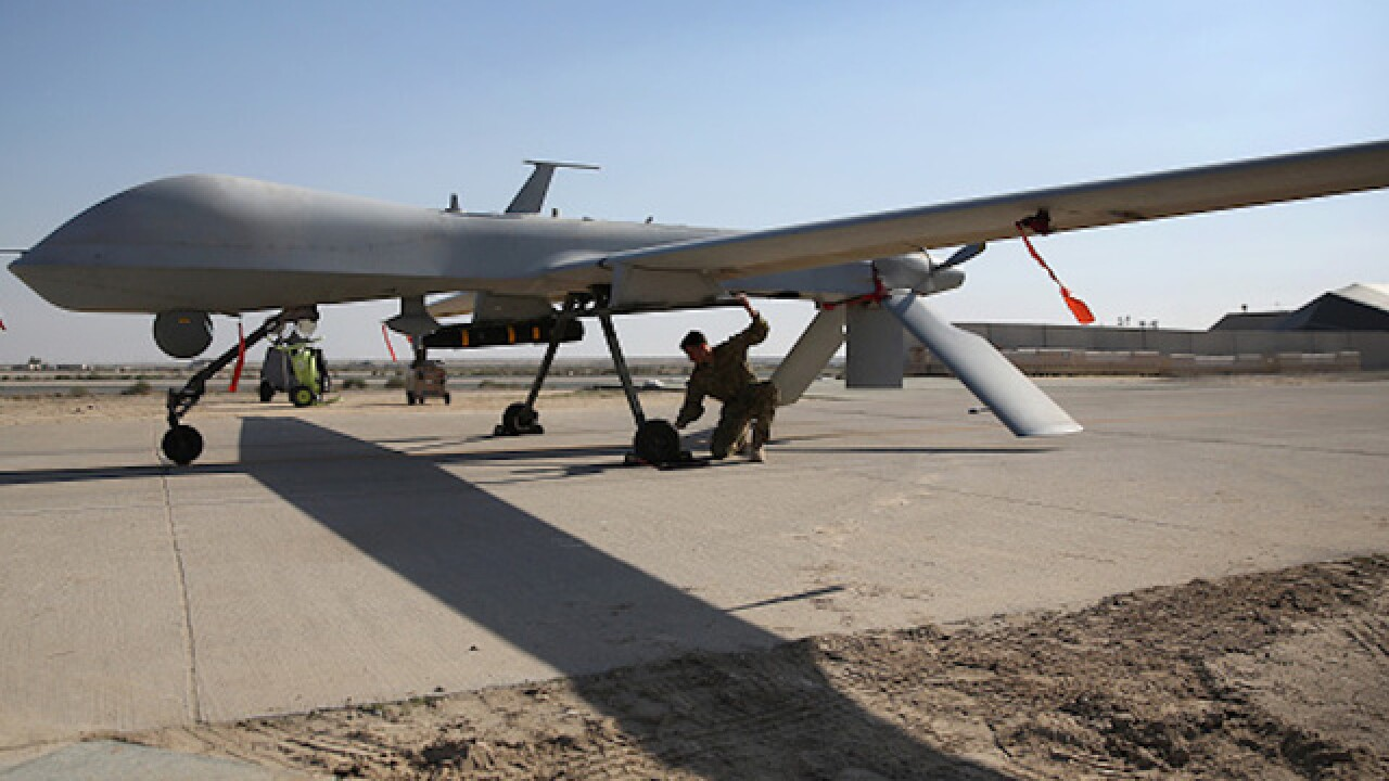 Obama to announce drone strike death toll