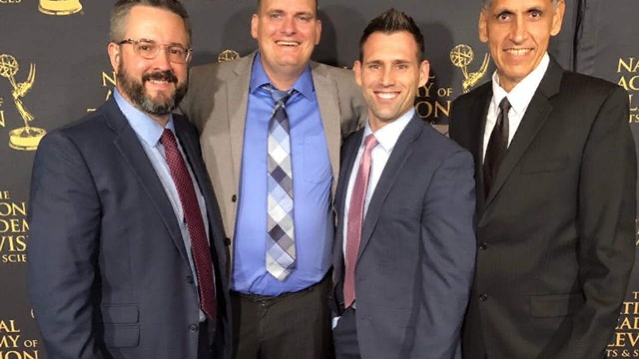 ABC15's 'Cash for Compliance' investigation wins national Emmy award