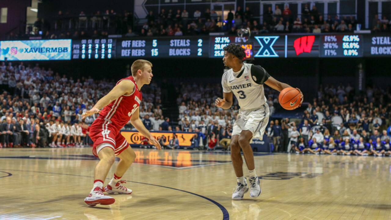 'Cintas Magic' couldn't save Xavier from 77-68 loss to Wisconsin