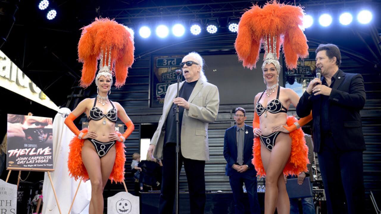 John Carpenter gets his own holiday in Las Vegas