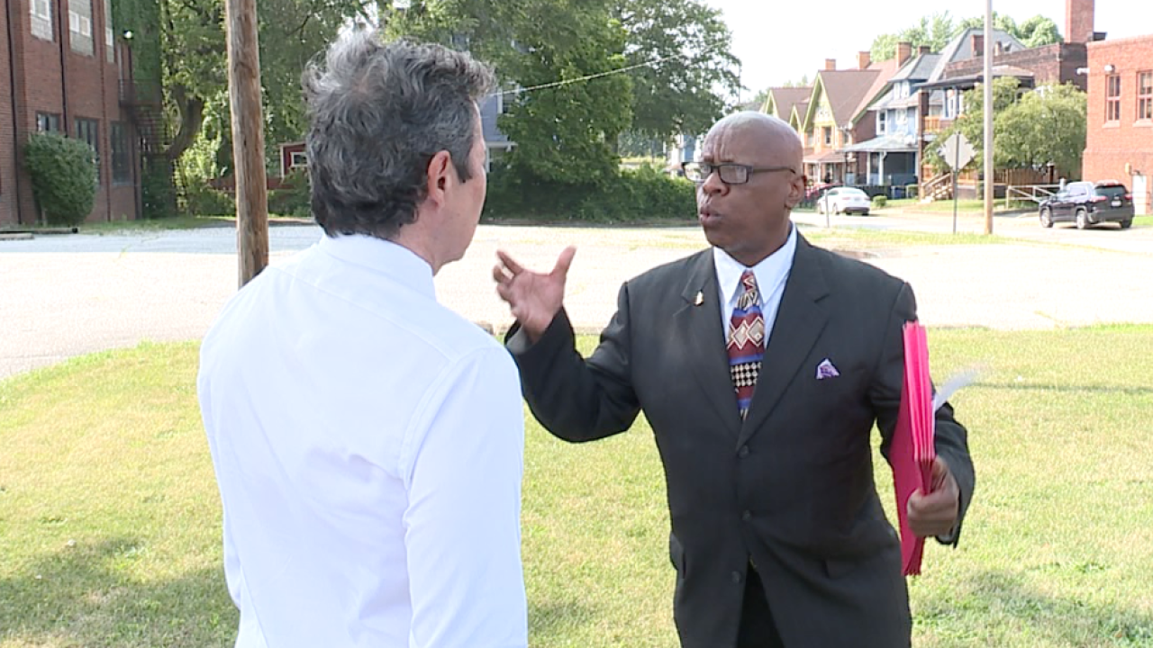 East CLE leaders wrangle over federal home repair funds