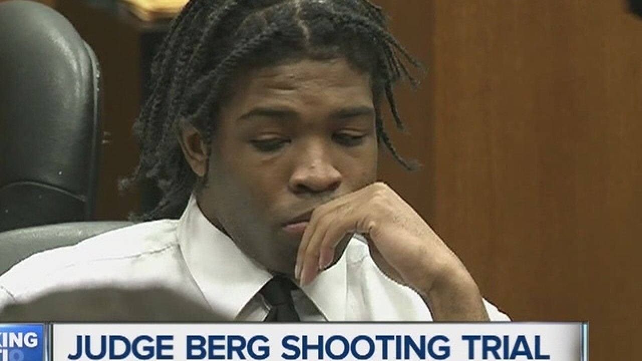 LIVE: Trial for man accused of shooting judge