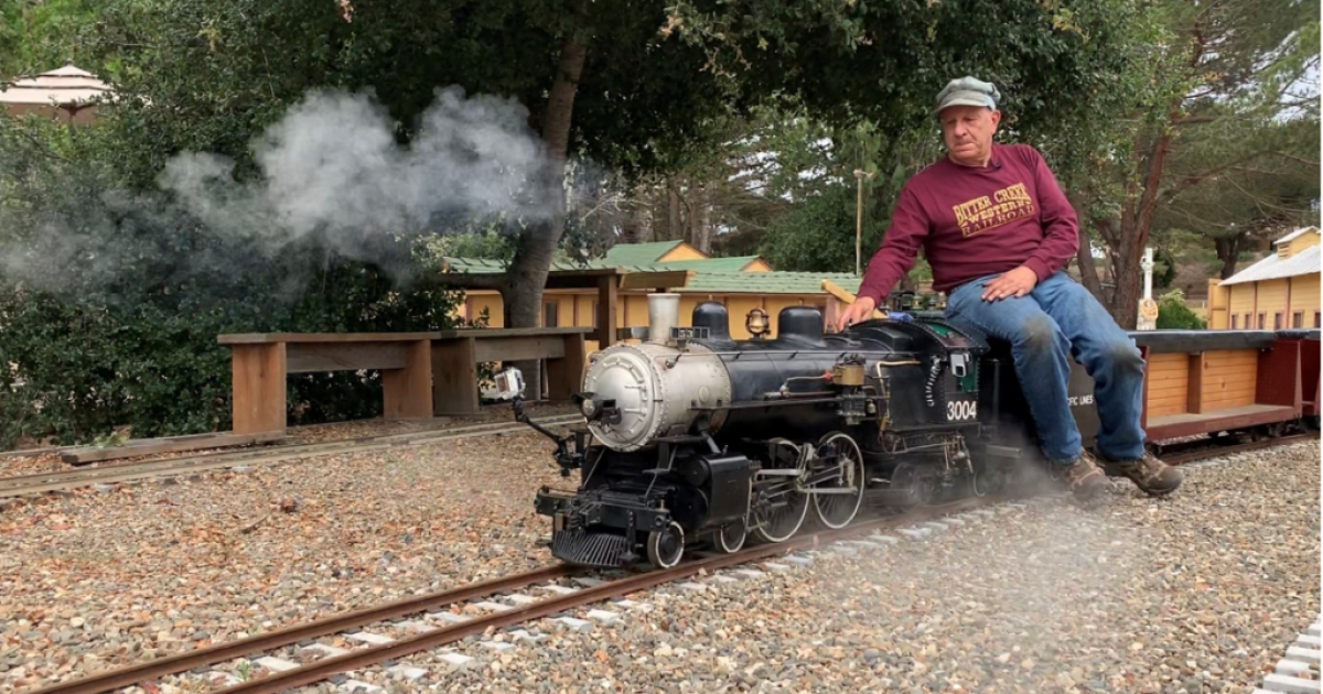 Central Coast Living: Take a ride at CA's largest home