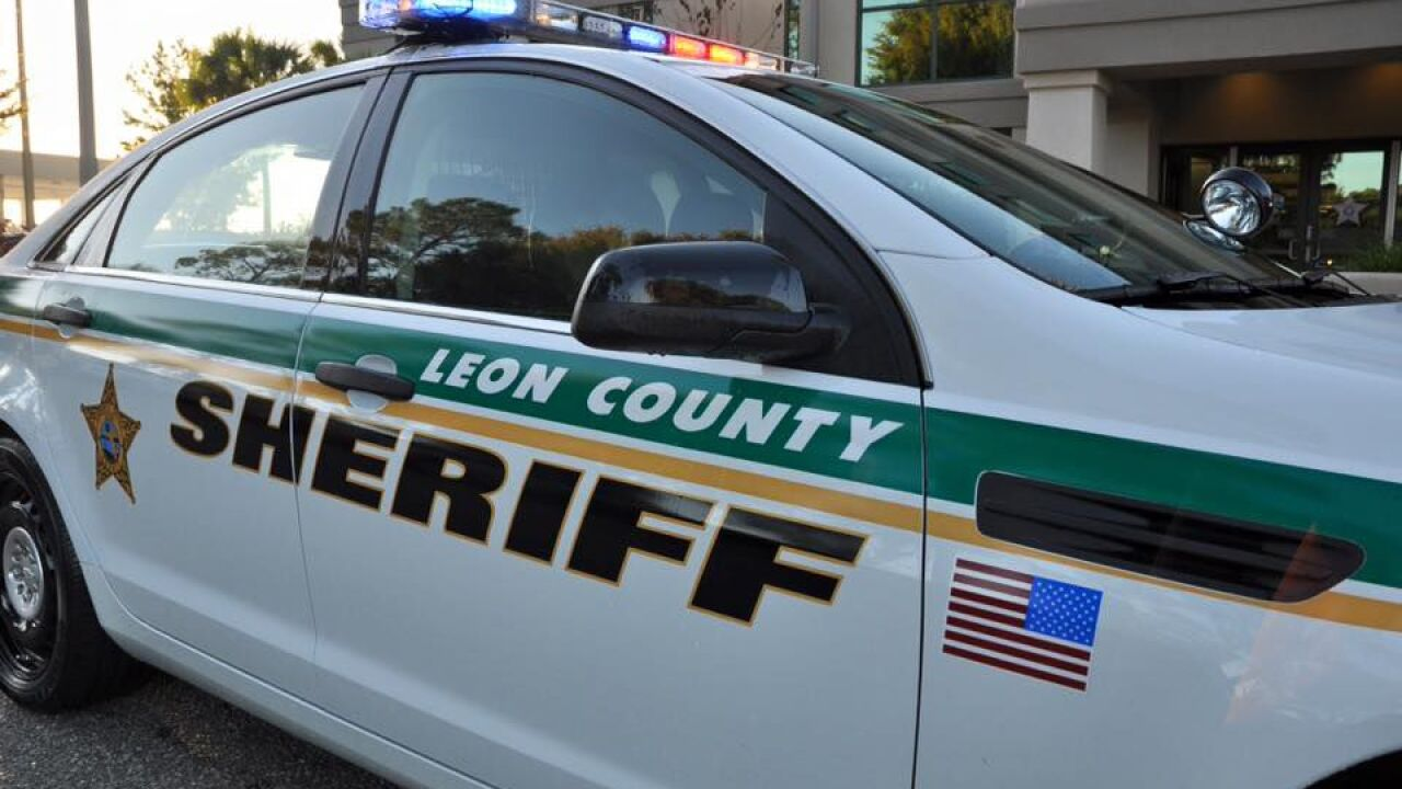 Leon County Sheriff's Office Patrol Car