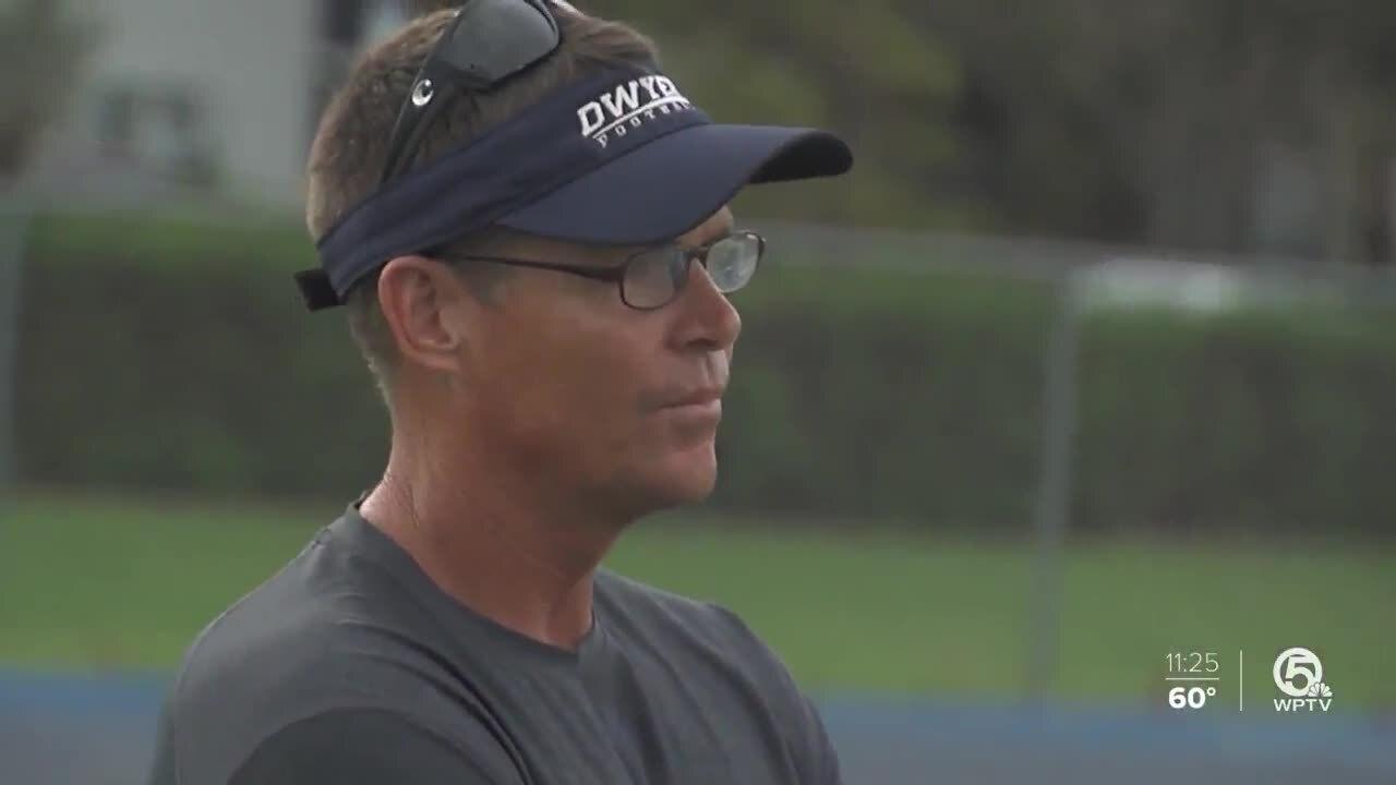 Jack Daniels, former Dwyer football coach named head coach at Cardinal Newman