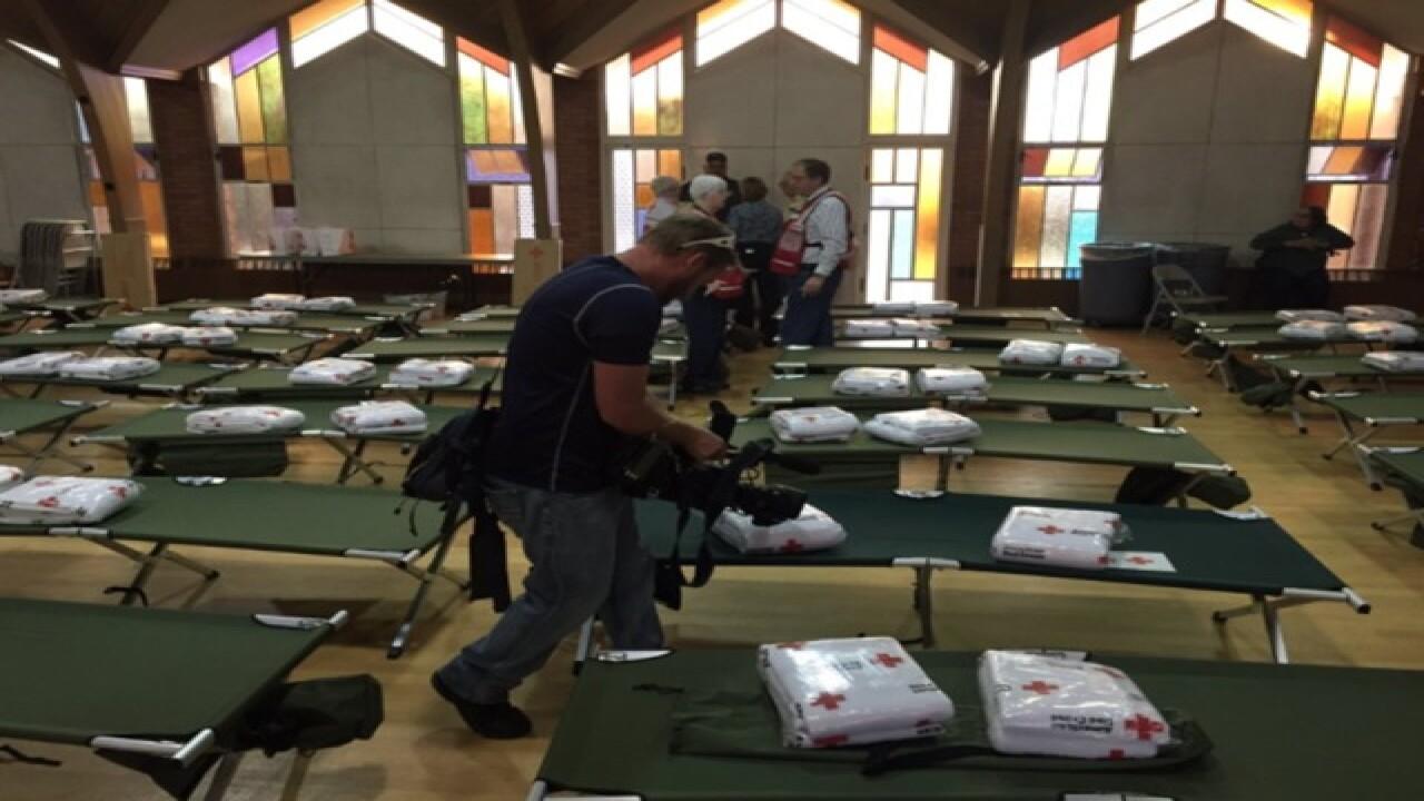 Dozens of elderly displaced in Littleton blaze