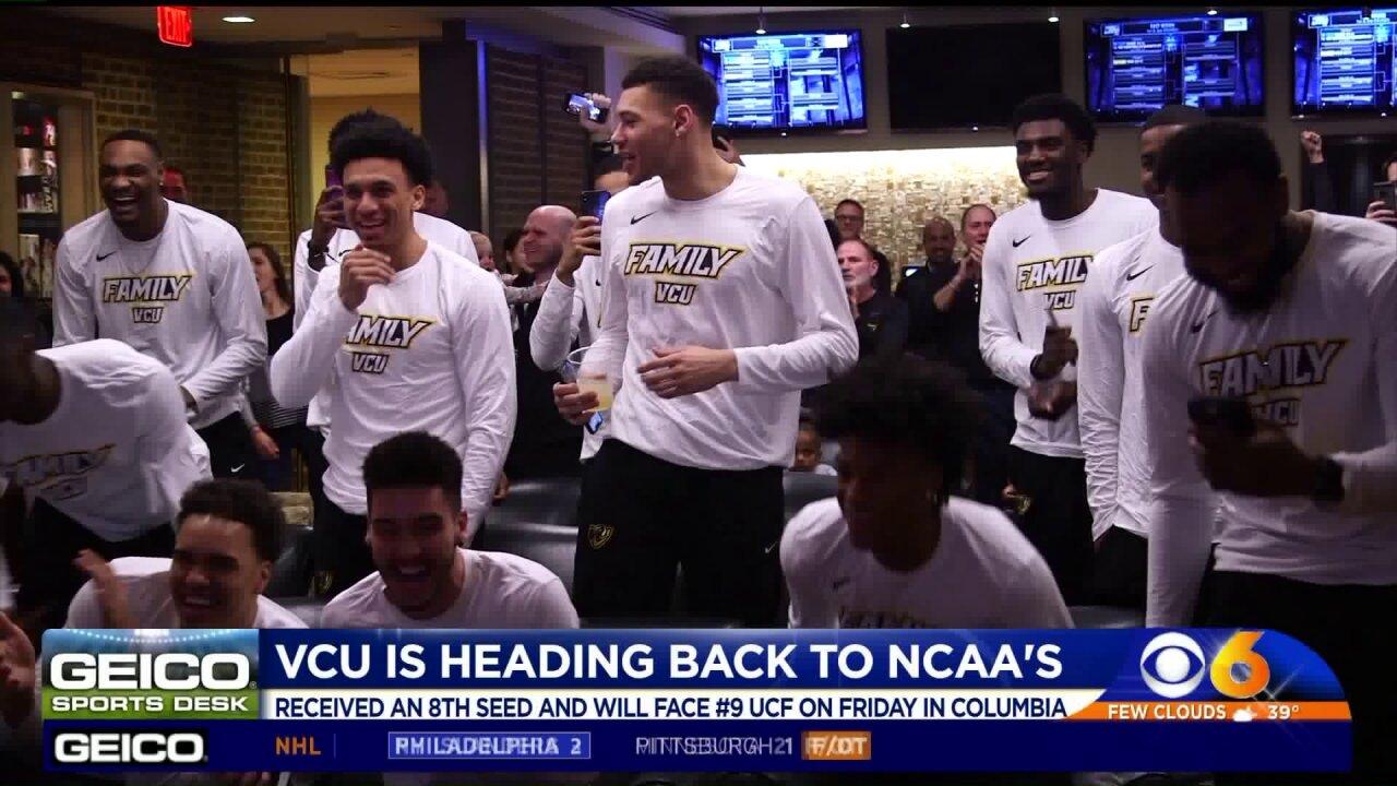 Rams, Cavs, and Hokies among Virginia schools dancing into NCAATournament