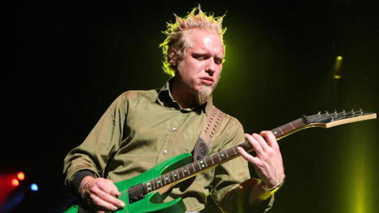 Ex-3 Doors Down guitarist Matt Roberts dies; may have overdosed