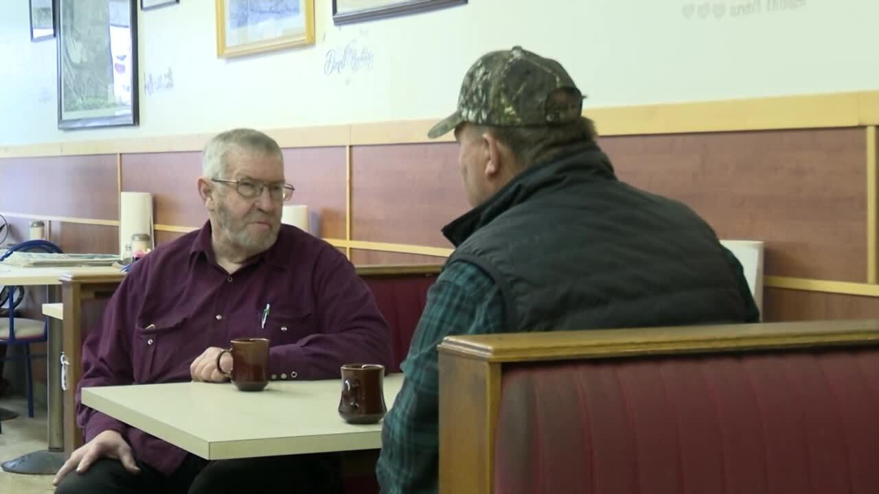 Brian's Top Notch Cafe: take-out business is booming