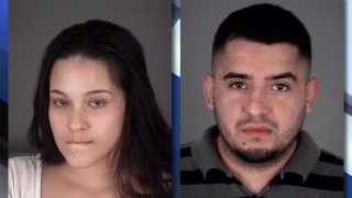 Couple attacks 2 people with bat, threatens them with shotgun at family party, deputies say