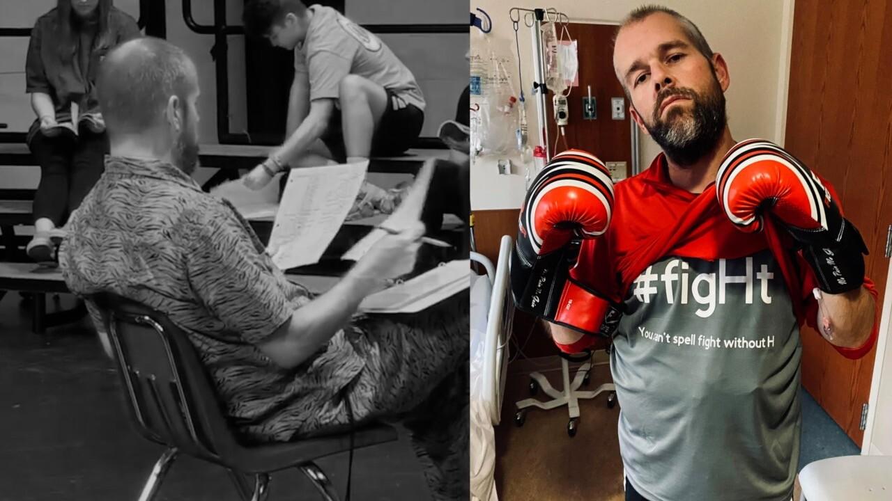 Mr H Cedar Springs Cancer Fight
