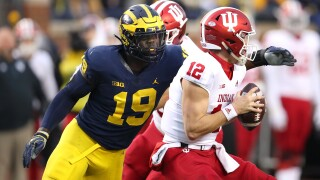 Michigan's Kwity Paye returning for senior year, puts NFL on hold