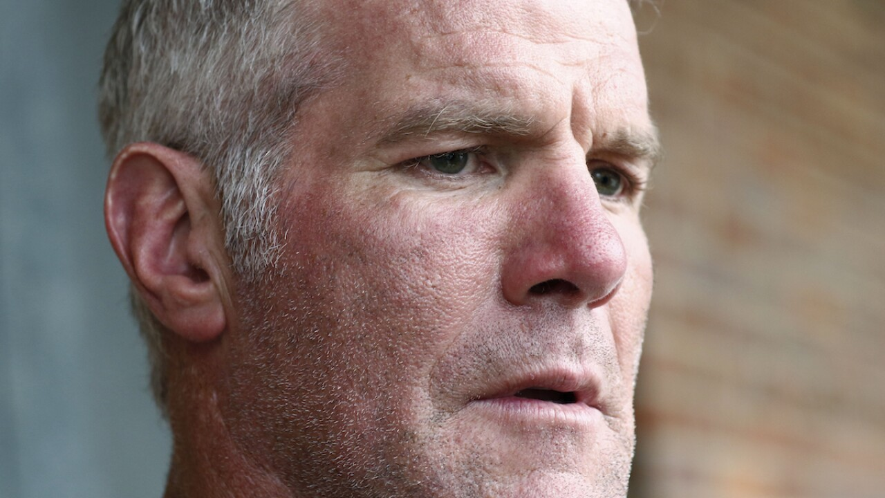 Auditor: Favre received welfare money for no-show speeches