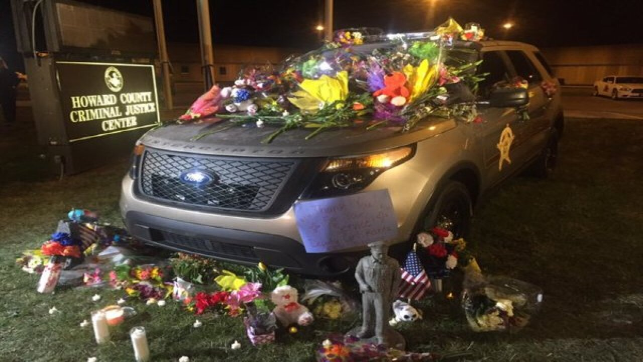 PHOTOS: Remembering fallen Deputy Carl Koontz