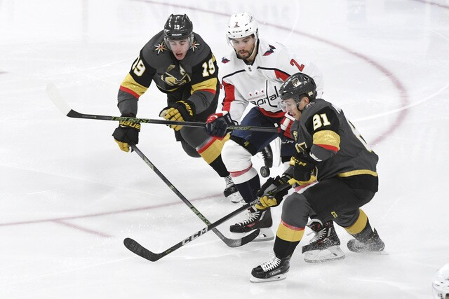 PHOTOS: Golden Knights shutout Washington Capitals in Las Vegas