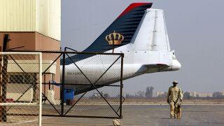 Rockets fired at Baghdad Airport killing 4