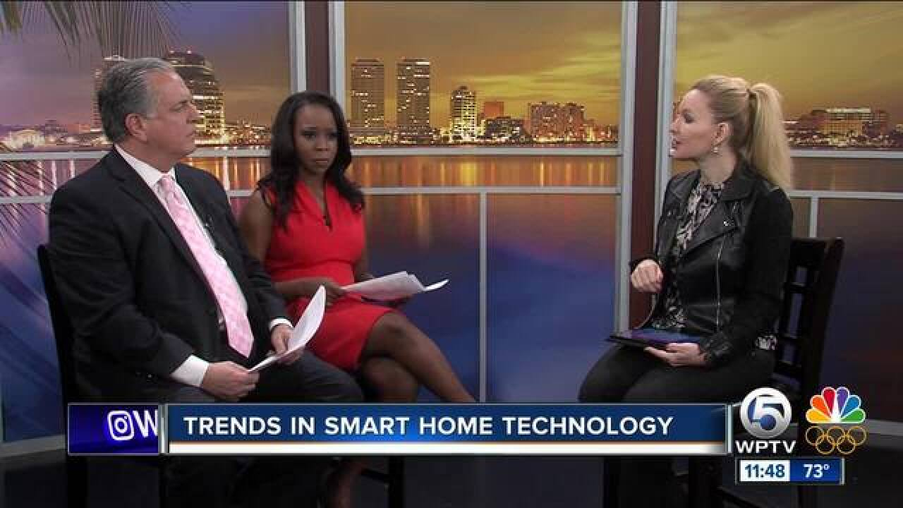 Trends in smart home technology