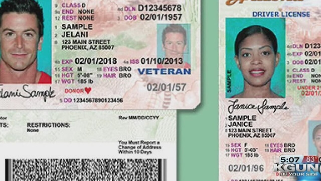 ADOT on track to issue REAL ID licenses in April