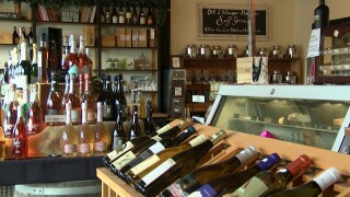 Wine-tasting goes virtual with a Montana business