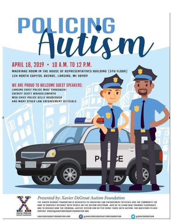 policing autism