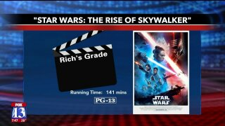 'The Rise of Skywalker': Rich reviews the Star Wars trilogy finale
