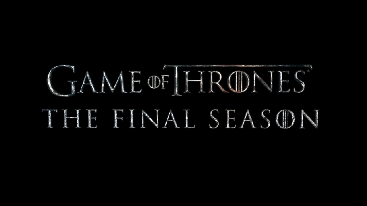 Watch: Trailer for the final season of 'Game of Thrones'