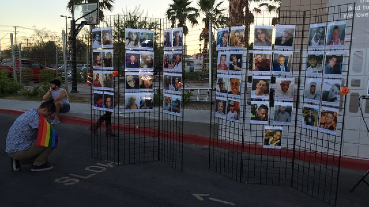 Local vigil on Monday for Pulse shooting victims