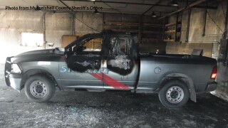 Reward offered in Musselshell County arson that destroyed Sheriff's vehicle
