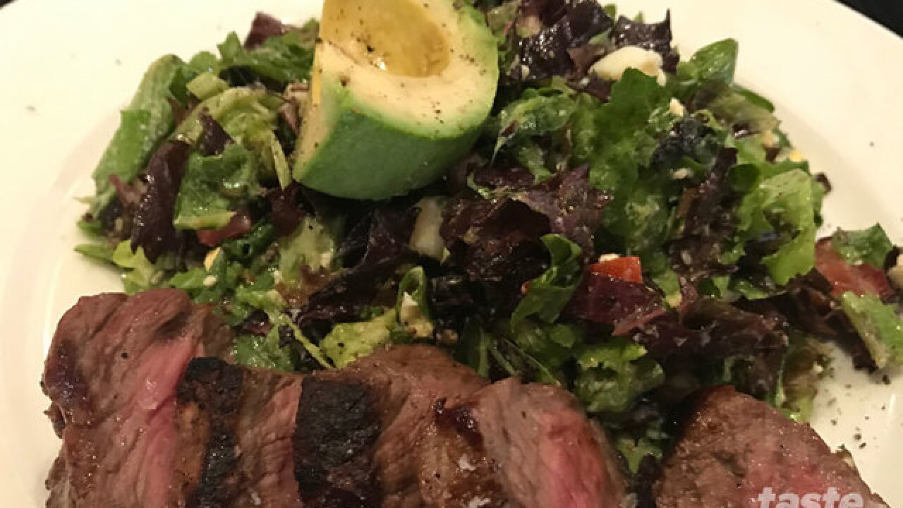 The Cobb Salad gets delightful makeover at City Cellar in CityPlace