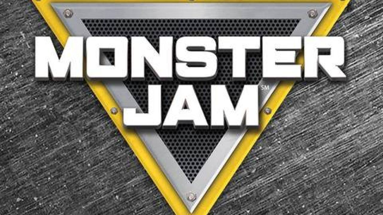 Monster Jam looking for hosts in Las Vegas