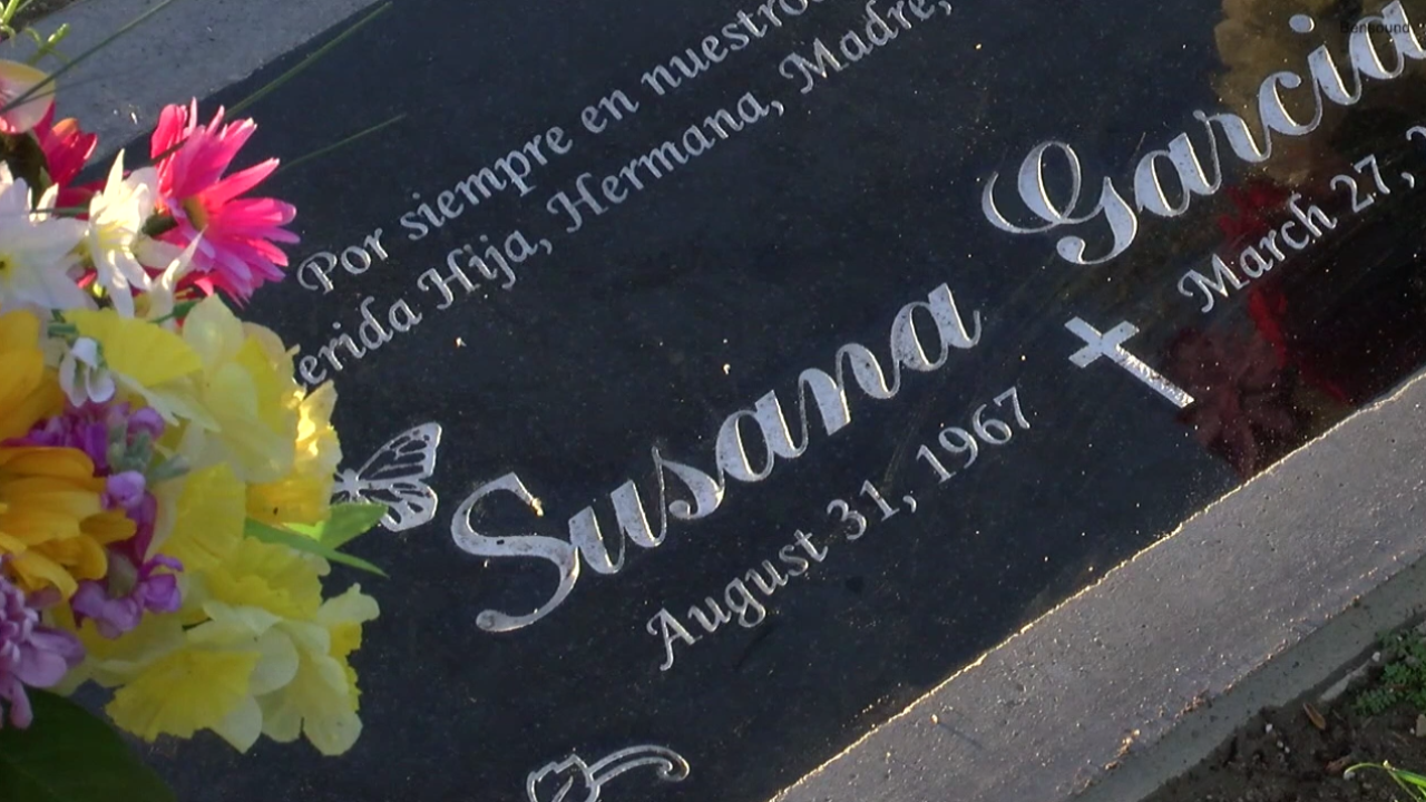 Susie Garcia Remembered