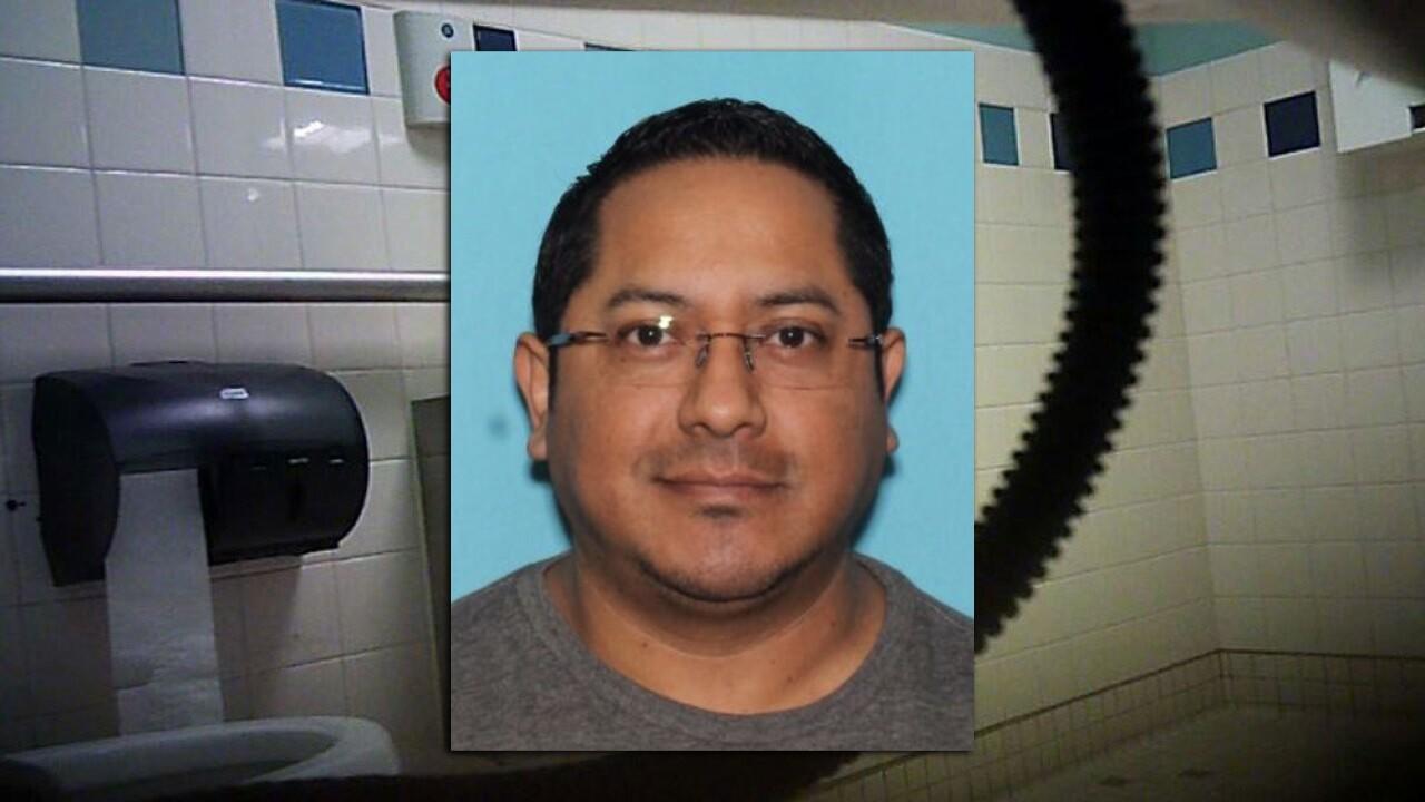 Police: Video voyeurism suspect planted hidden camera at 3 medical facilities in Florida