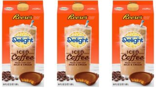 International Delight Is Debuting A New Reese's Iced Coffee Flavor