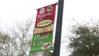 Downtown Plant City Sign