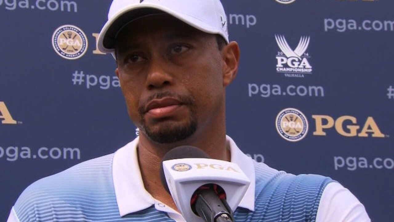 Tiger Woods, Phil Mickelson added to United States' Ryder Cup team